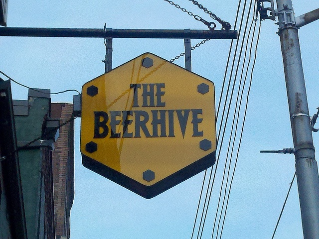 Urban Hex: The Beerhive
