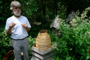 Ron Breland will speak on his hive philosophy and designs
