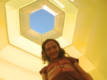 Inflatable Hive Skylight